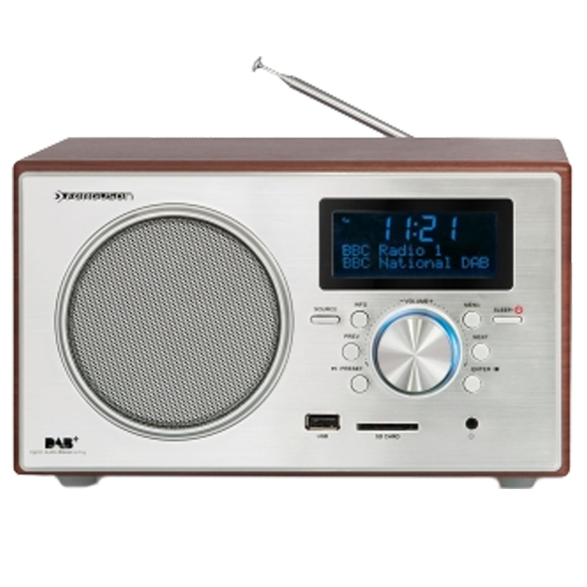 ferguson digital dab 150 dab ukw radio mit usb sd. Black Bedroom Furniture Sets. Home Design Ideas