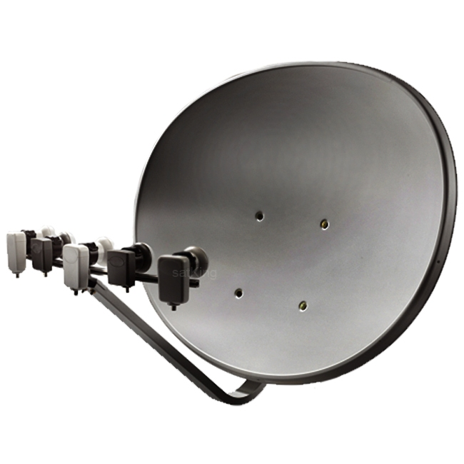 maximum t 85 multifocus multifeed antenne e85 t85 e 85 sat sch ssel spiegel hd ebay. Black Bedroom Furniture Sets. Home Design Ideas