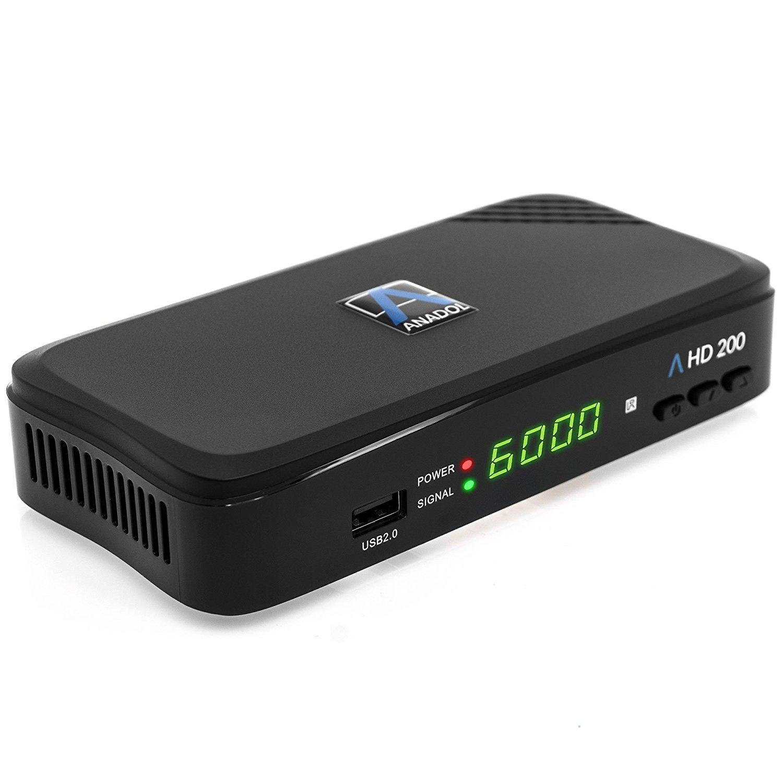 anadol hd 200 full hd sat fta receiver hdmi 1080p scart usb mediaplayer ebay. Black Bedroom Furniture Sets. Home Design Ideas