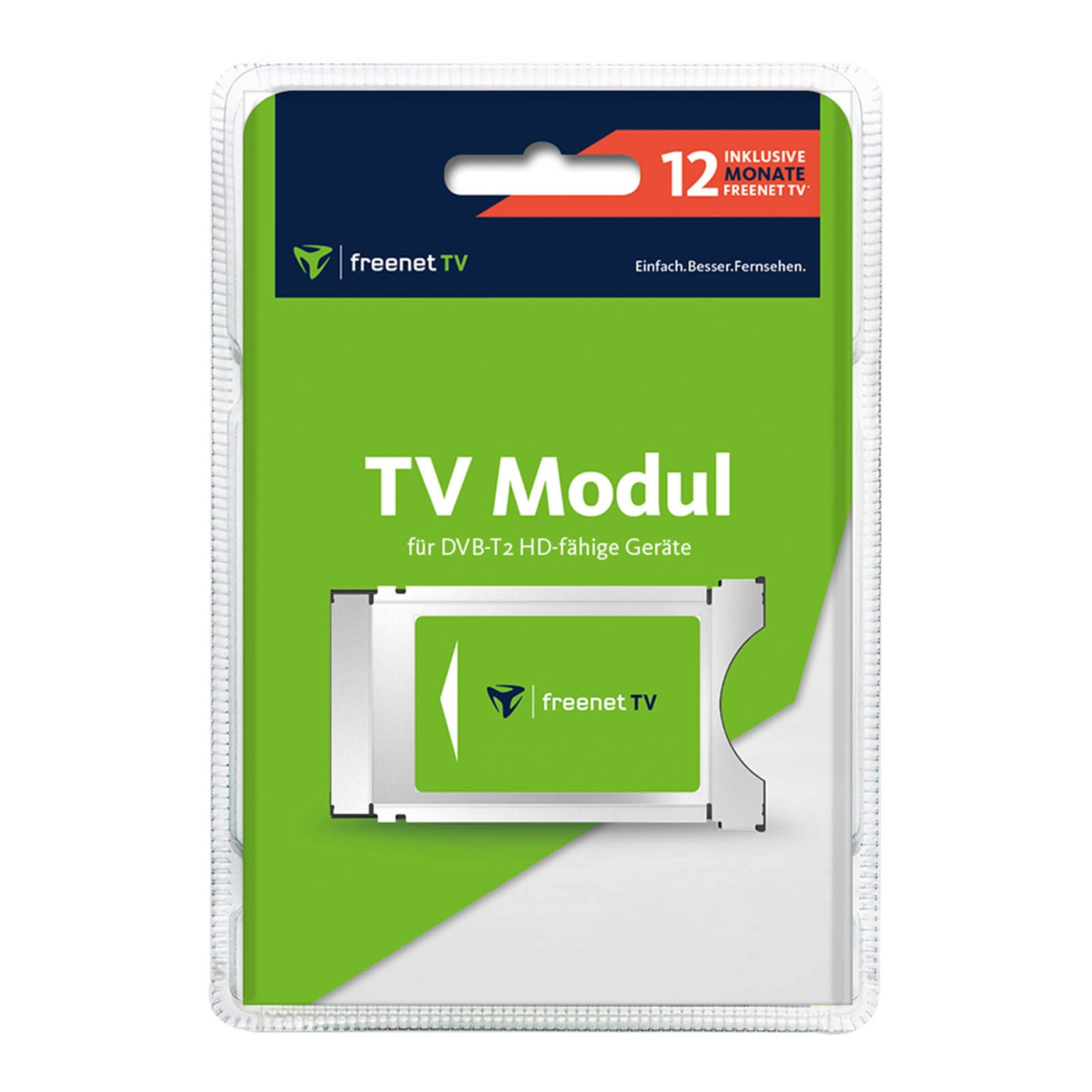 freenet tv hd ci modul f r dvb t2 satellit hd empfang 12 monate ebay. Black Bedroom Furniture Sets. Home Design Ideas