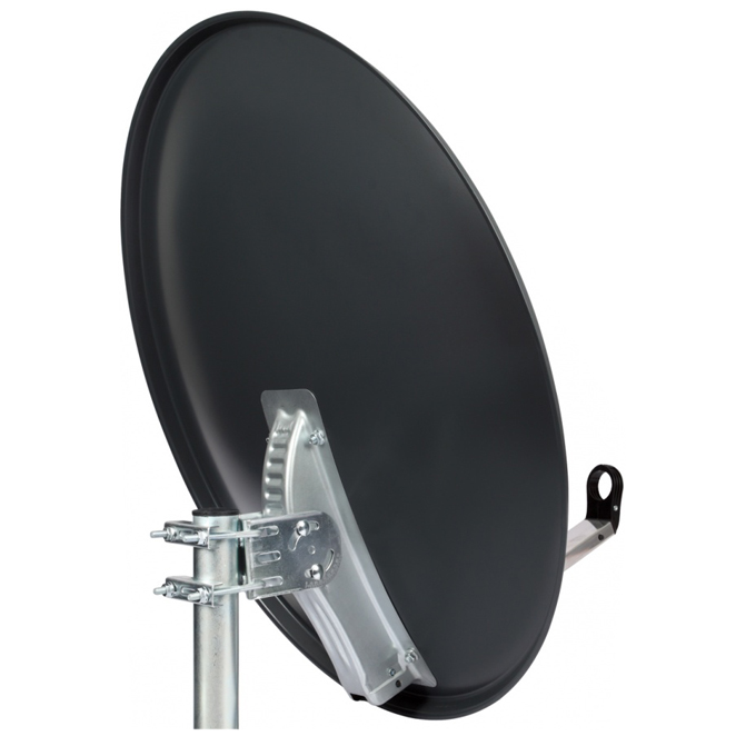 octagon 65cm sch ssel sat antenne spiegel. Black Bedroom Furniture Sets. Home Design Ideas