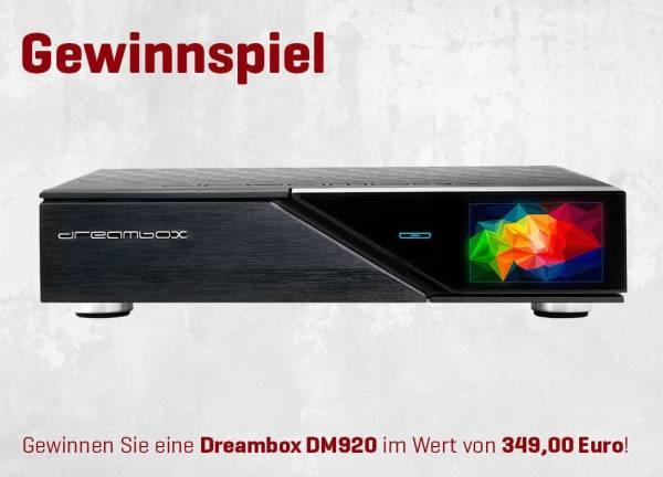 Dreambox-DM920-Gewinnspiel