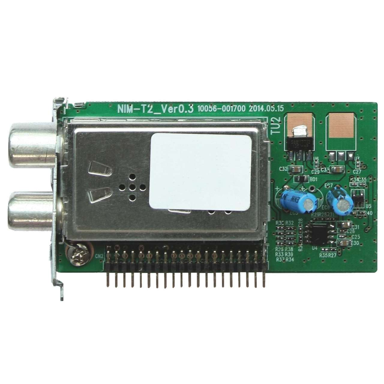 Formuler F1 Plug & Play DVB-C/T2 Hybrid HDTV Tuner FORZUB002