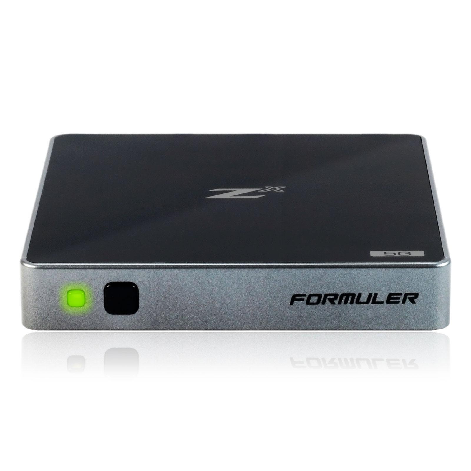 Formuler Zx 5G 4K UHD IPTV Android 7 0 Player H 265 HEVC Kodi 5GHz Wifi
