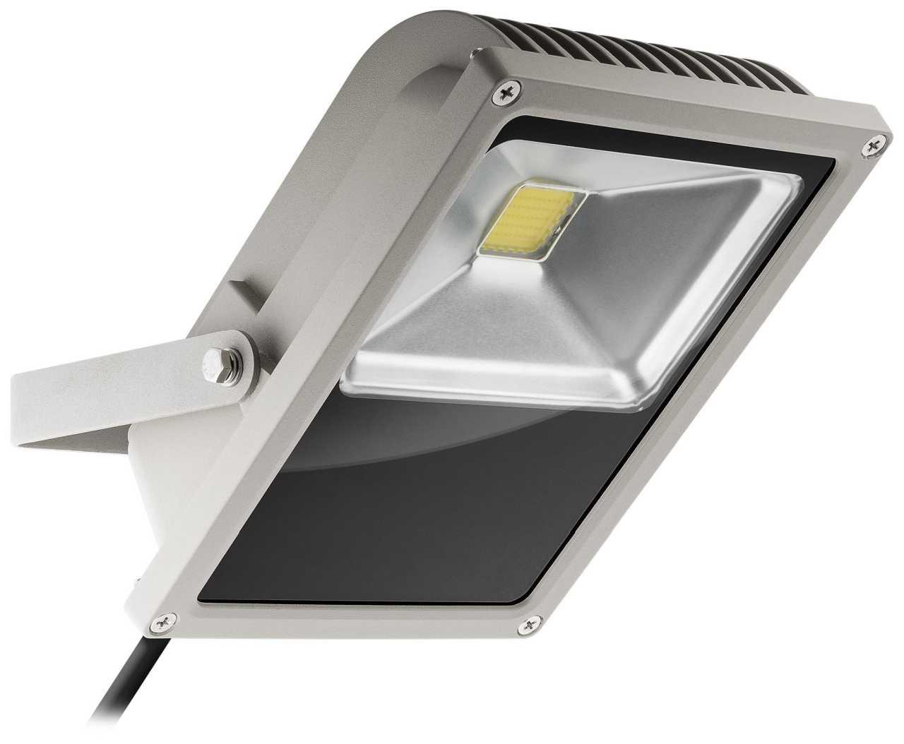 Goobay LED Flutlicht 35W 2700 lm 6000K Kalt-Wei' Leuchte