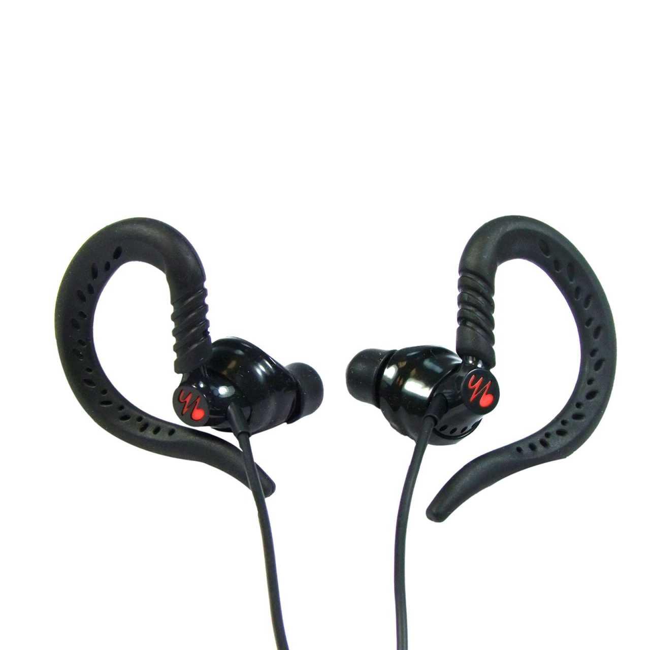 JBL Yurbuds Focus 400 Behind Ear Sport Kopfhörer Apple Schwarz SOUYUR001