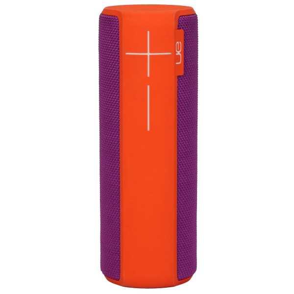 Boom 2 Bluetooth Lautsprecher Wasserfest IPX7 Freisprechfunktion Tropical - Lila/Orange