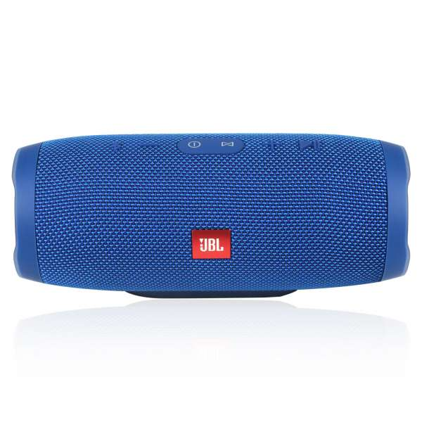 Charge 3 Bluetooth Lautsprecher Wasserfest IPX7 Freisprechfunktion Blau