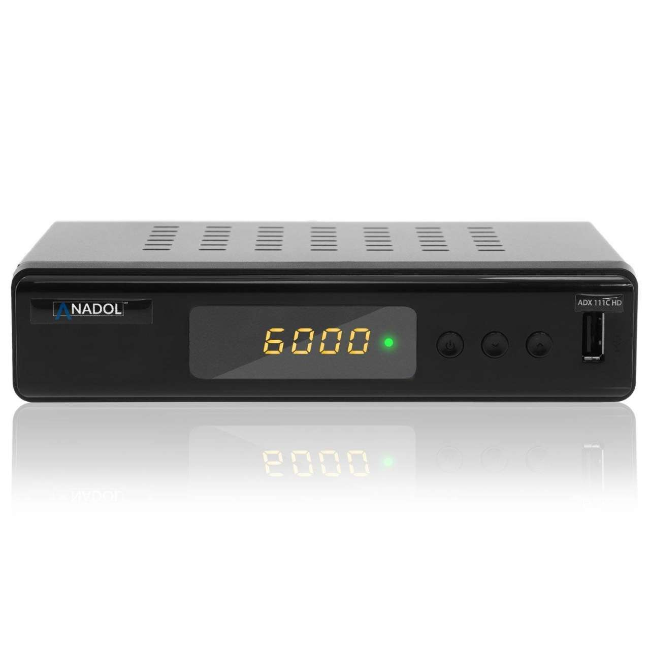 Anadol ADX 111c HD Full HD Kabel FTA Receiver RECANA003