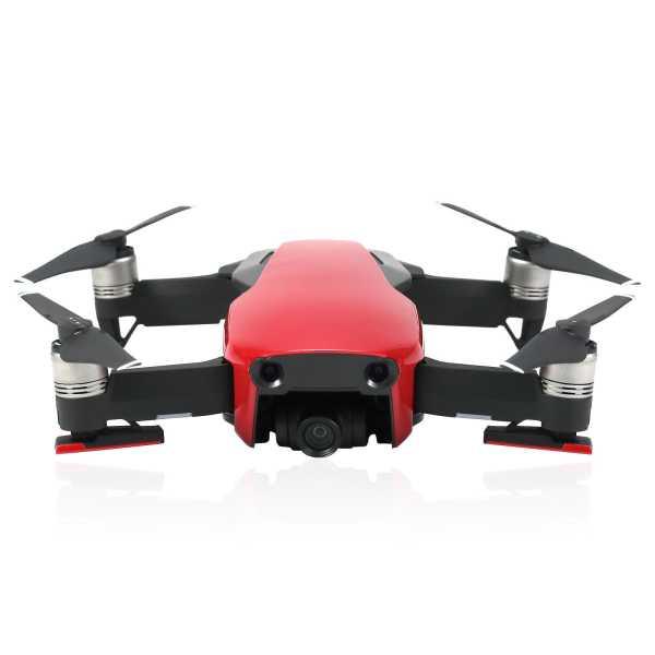 Mavic Air 4K UHD 32 MP Kamera Flugdrone Drohne 4km Reichweite Faltbar Feuerrot