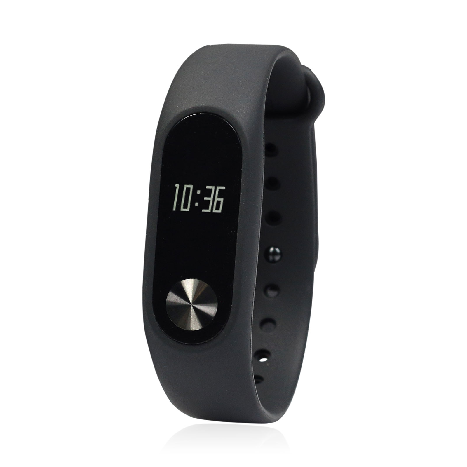 Smartwatches Wearables Satking Gmbh Xiaomi Mi Band 2 Original Black Free Screen Guard Pcs