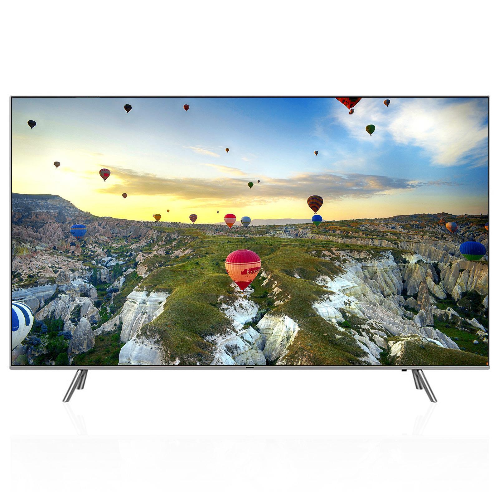 Samsung Qe75q6fna 75 Zoll Uhd 4k 2800pqi Flat Qled Smart Tv Twin