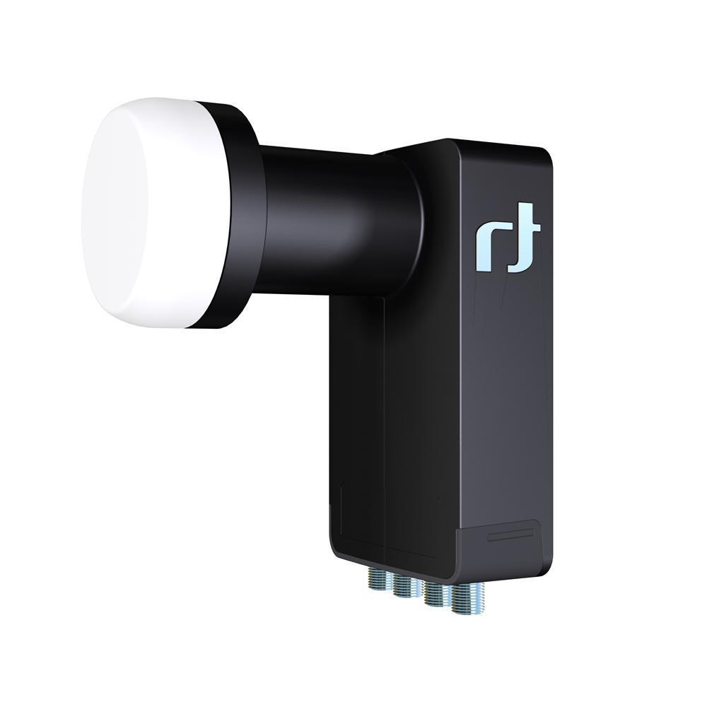 Inverto Black Ultra IDLB-QUTL40-ULTRA Quattro LNB 0.2dB ++ SatKing