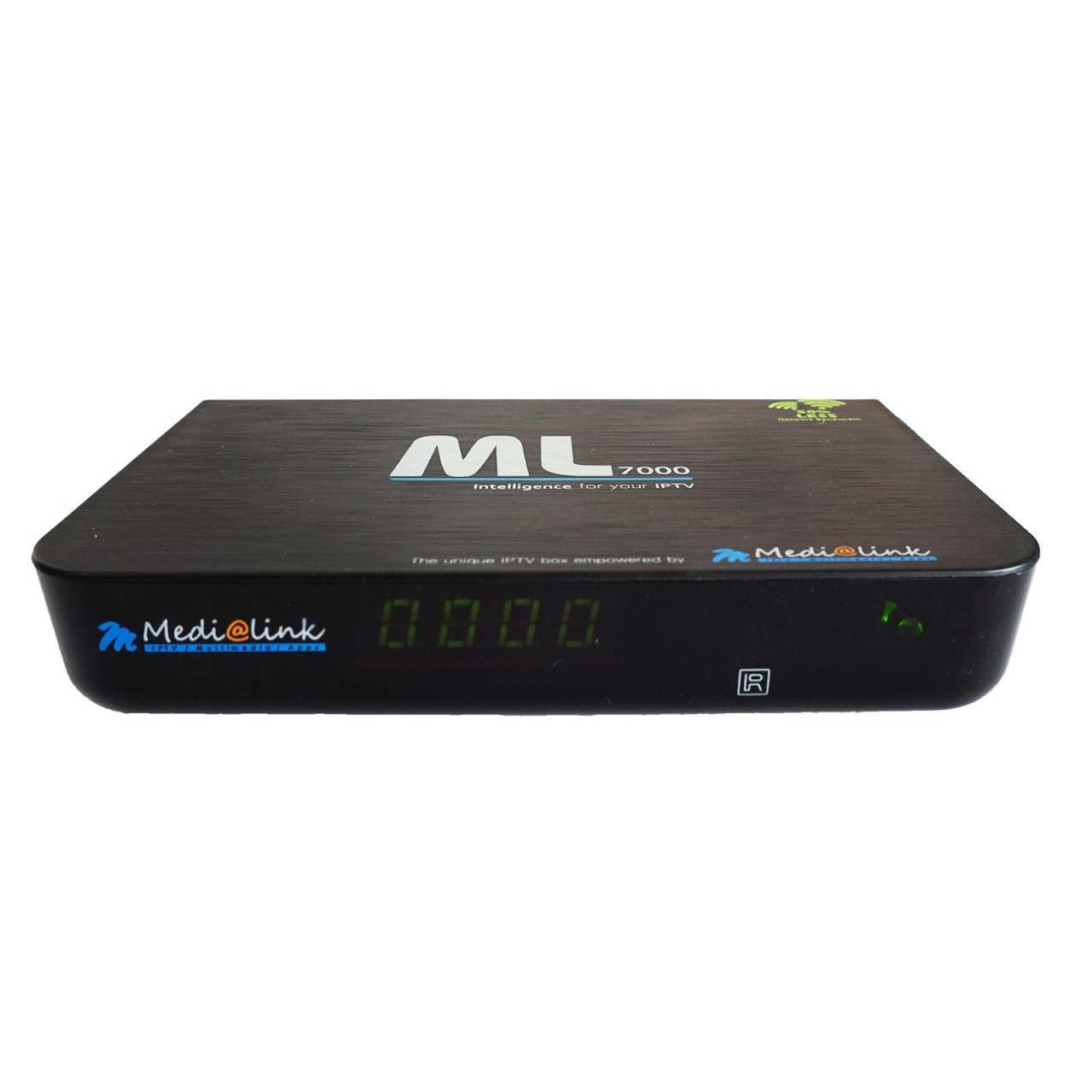 Medialink Smart Home ML7000 Full HD Internet TV IP Receiver RECMED030