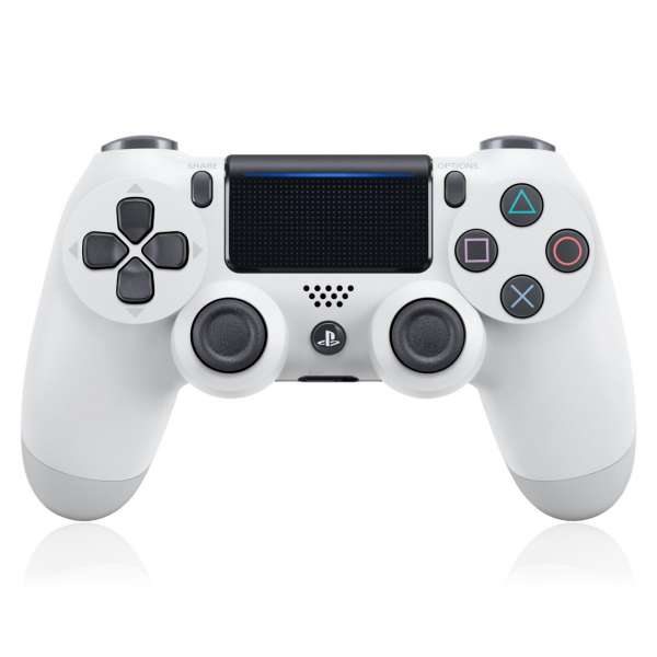PlayStation 4 PS4 DualShock Wireless Controller V2 Glacier White Weiss
