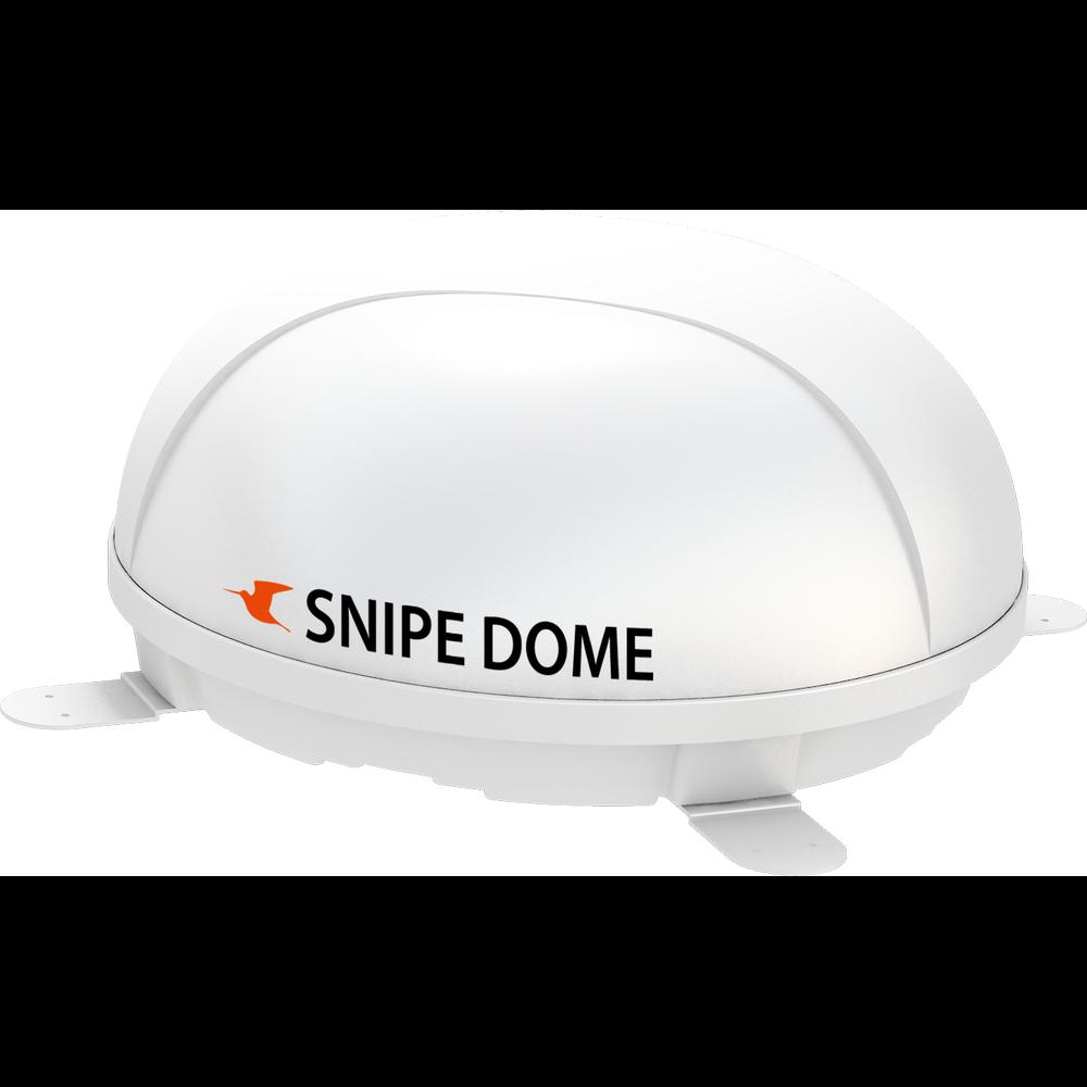 Selfsat Snipe Dome MN Vollautomatische Satelliten Antenne ANTSEL006