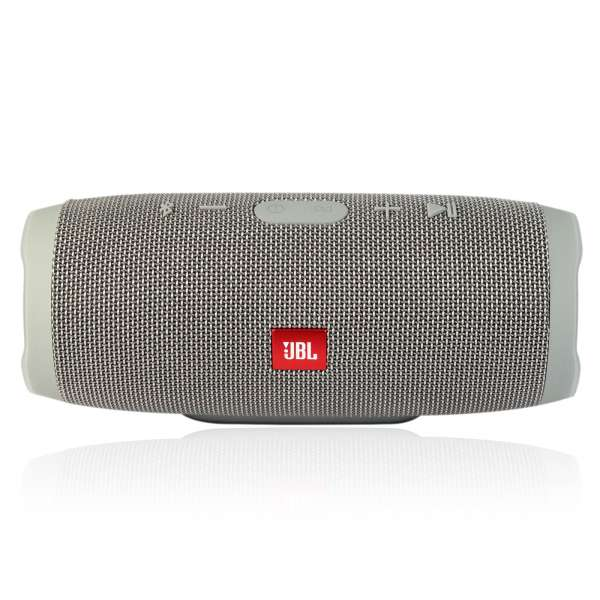 Charge 3 Bluetooth Lautsprecher Wasserfest IPX7 Freisprechfunktion Grau
