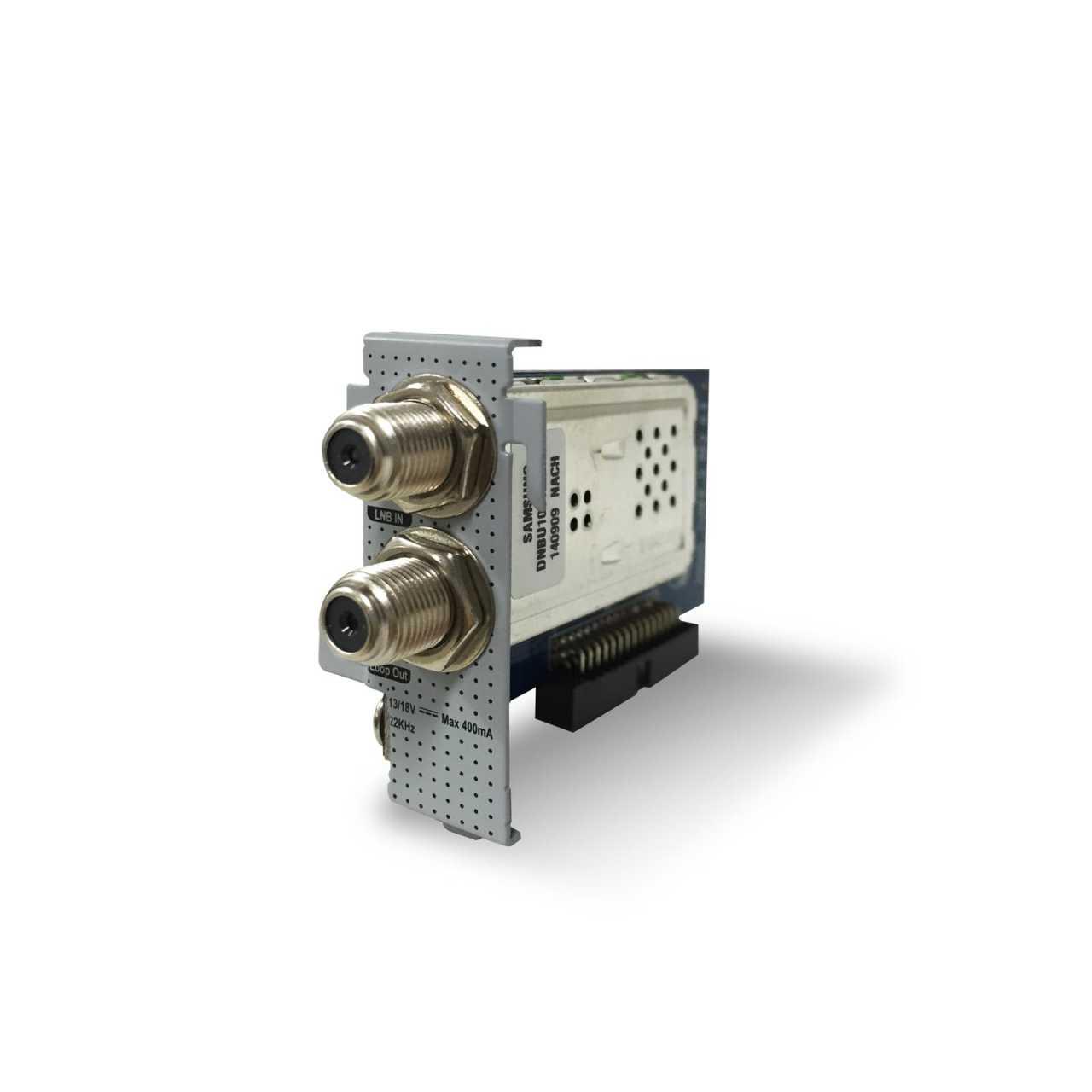 Axas DVB-S2 Single HDTV Sat Plug&Play Tuner für E4HD Combo AXAZUB003