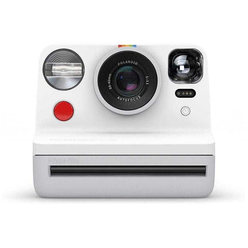 Polaroid Now Autofocus i-Type Sofortbildkamera Weiß CAMPOL01
