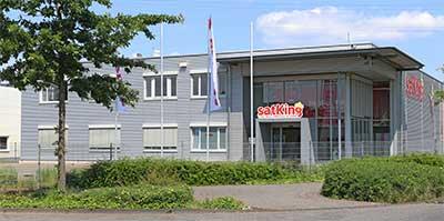 SatKing Firmensitz
