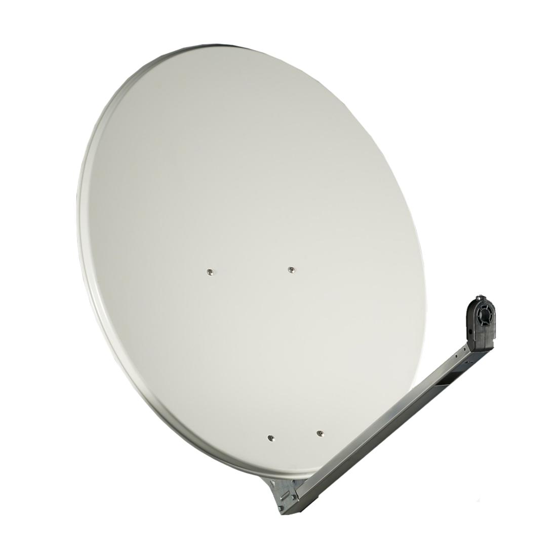 Gibertini Sat Antenne L Serie Aluminium Satellitenschüssel Ziegelrot 100cm MONANT-014