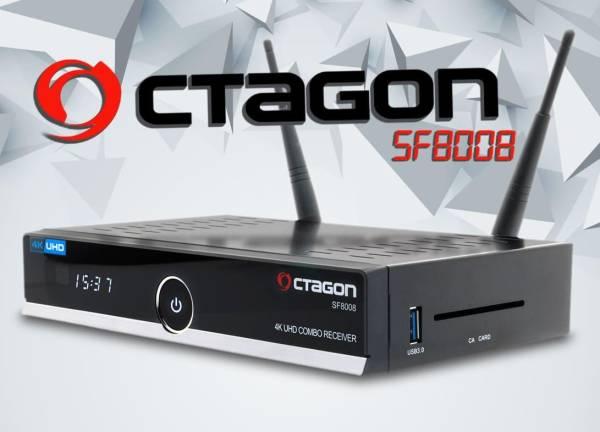 Octagon-SF8008-Test