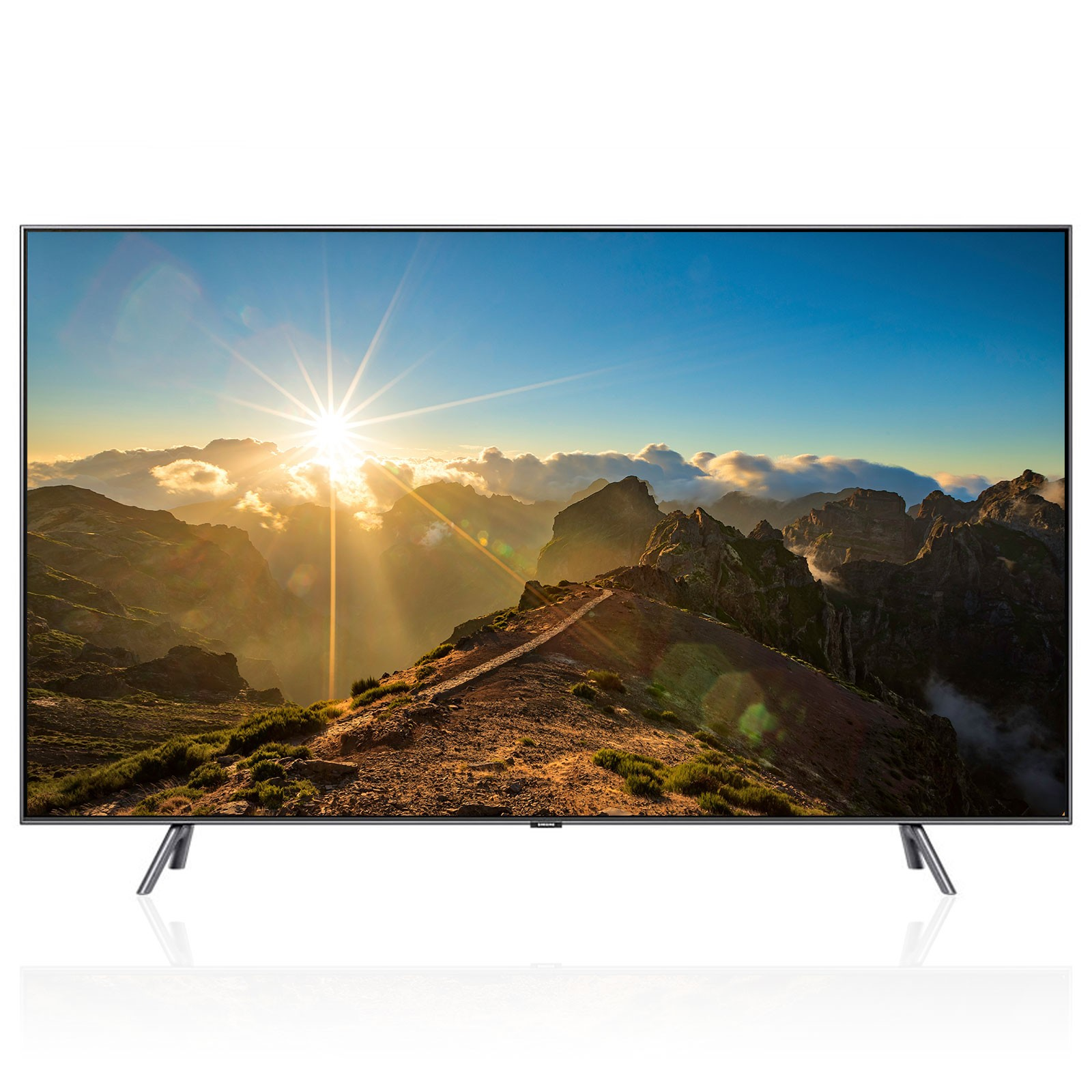 Samsung 75q8dna 75 Zoll 190cm Uhd 4k 3600pqi Qled Smart Tv Twin