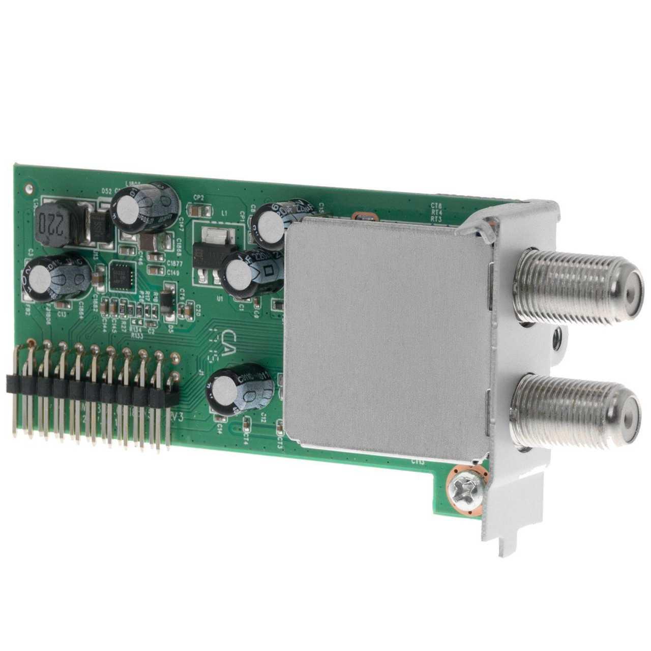 AX Technology AX / Mutant 4K-Box HD51 DVB-S2X Single 4K HDTV Sat Plug&Play Tuner AXTZUB004