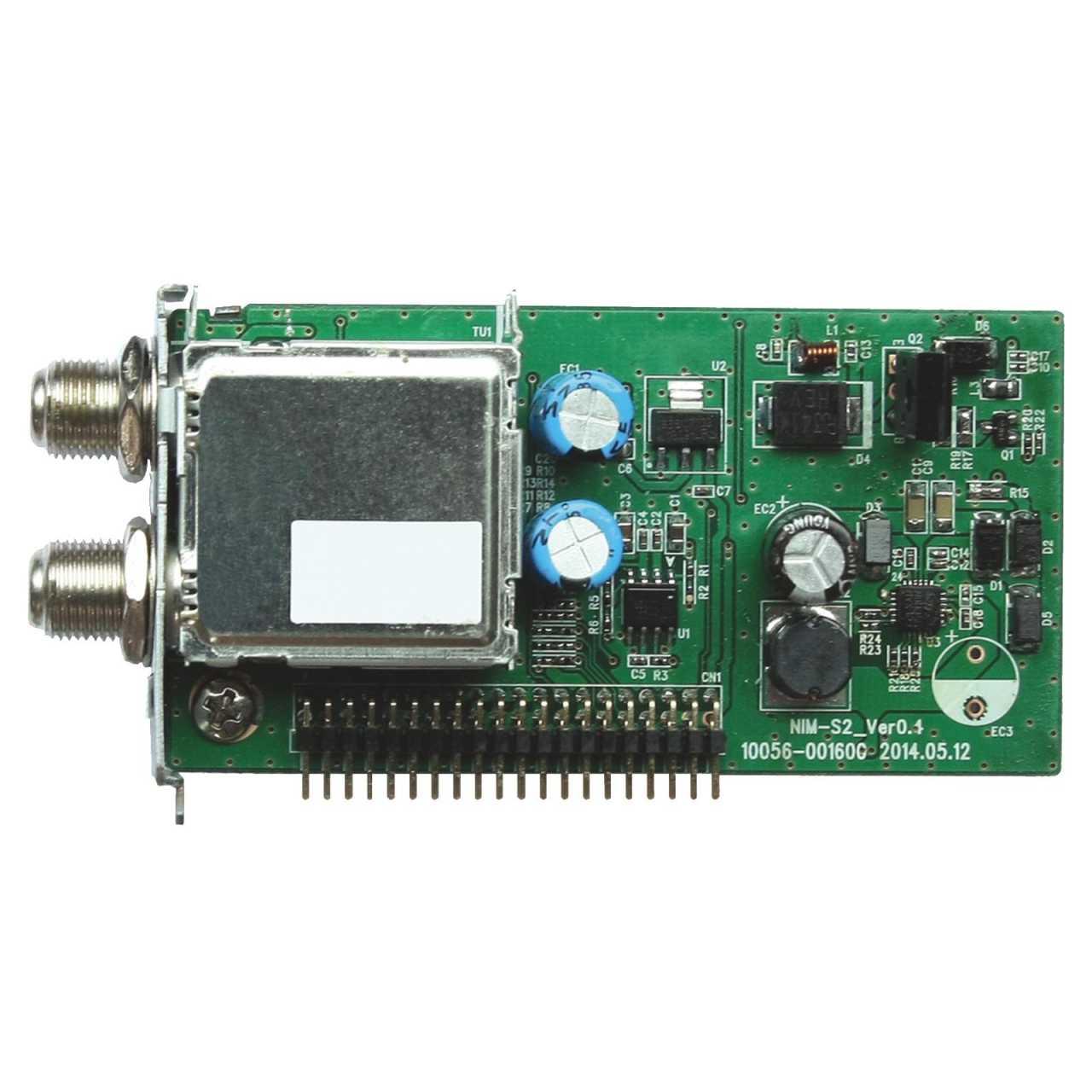 Formuler F1 Plug & Play DVB-S2 HDTV Sat Tuner FORZUB001