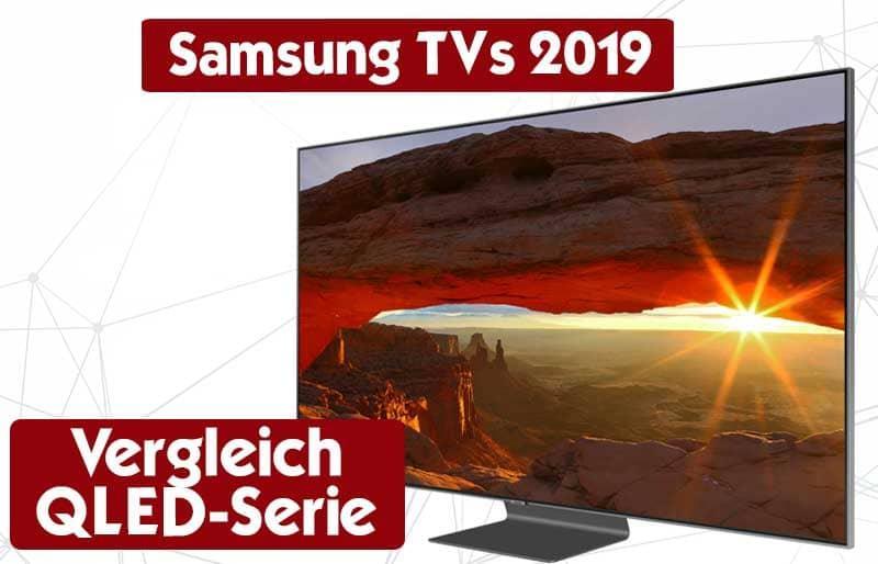 Samsung TV LineUp 2019 | SatKing