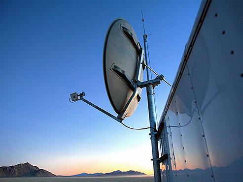 Satellitensch-ssel-ausrichten