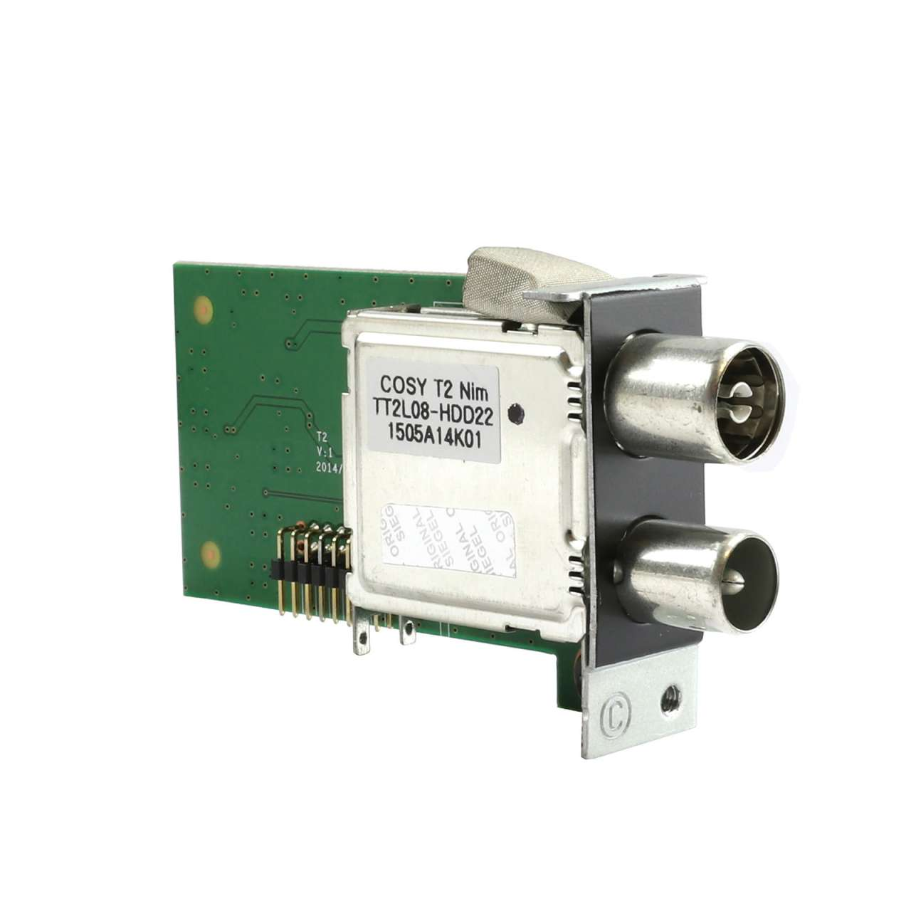 SAB Alpha Triple HD DVB-C/T2 Single Hybrid Plug & Play Tuner ZUBSAB005