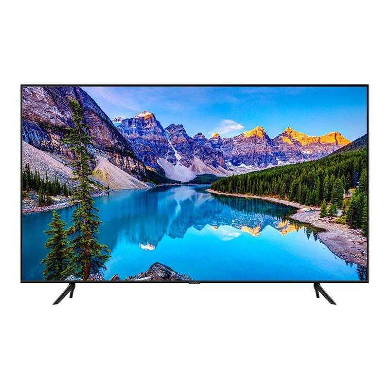 Samsung 65Q60T 65 Zoll 163cm 4K Ultra HD 3100 PQI Flat QLED Smart TV Triple Tuner Schwarz LED65Q60T